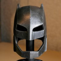 Small Batman vs Superman- Helmet 3D Printing 61699