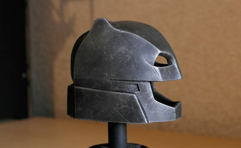 Batman vs Superman- Helmet 3D Print 61700
