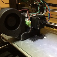 Small (updated) Duplicator i3 b-cool 3D Printing 62089