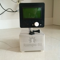 Small Ramps-fd and Radds enclosures.  3D Printing 62104