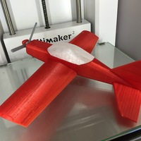 Small Toy airplane, different versions are planned 3D Printing 62876
