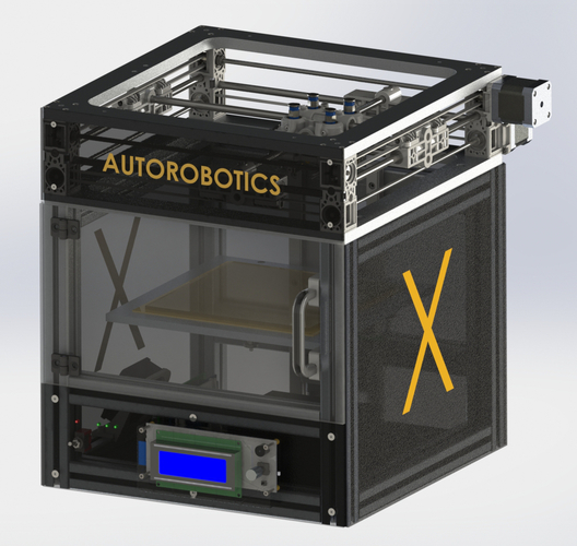ABOTX3D Printer 3D Print 63071