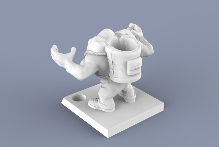 "SUPERTOOTH ""JUST DO IT"" 3D Print 63110"