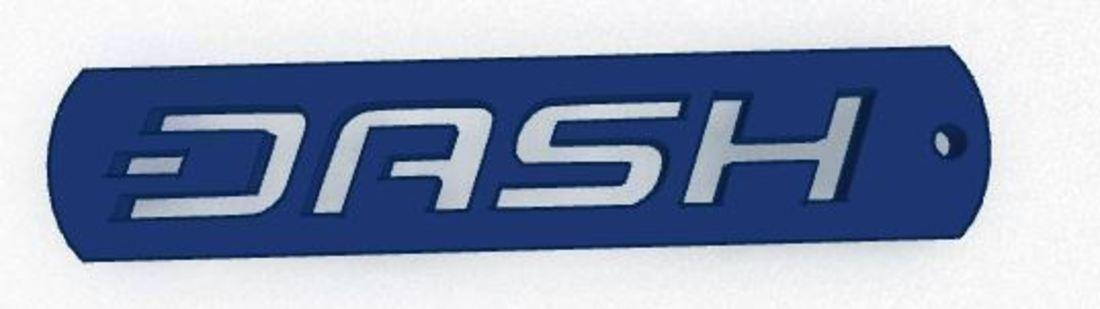 Dash Cryptocurrency keyring