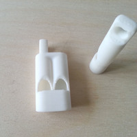 Small Whistle - small, powerful and loud ! ( 101 dB - checked ) 3D Printing 64641