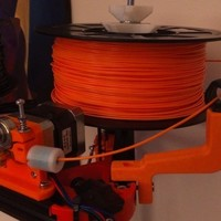 Small Filament Guide 3D Printing 65386