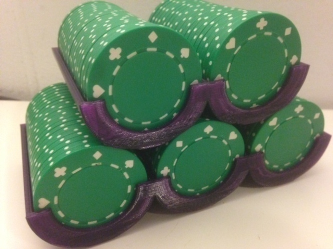 3d printer casino chips starlight amphitheater pala casino