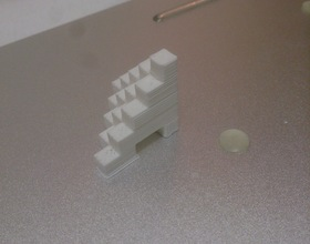 5mm calibration steps