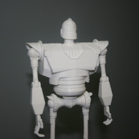Small Iron Giant  3D Printing 66474