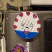 Small Peppermint Butler 3D Printing 66503