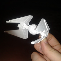 Small Tie-Interceptor 3D Printing 66583