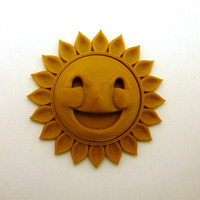 Small Happy Face (Sunshine Remix) 3D Printing 66757