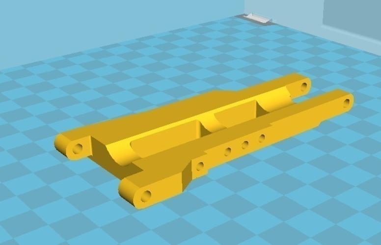 3D Printed traxxas slash a-arm by lance greene | Pinshape