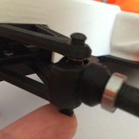 Small OpenRC F1 Front Suspension (Updated V2) 3D Printing 67467