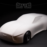 Small ORC Grand Tourer 3D Printing 67631