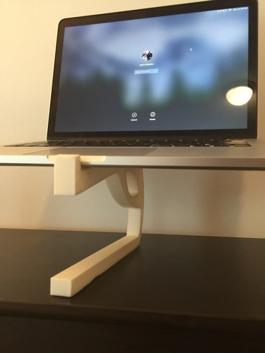 Laptop stand  3D Print 67973