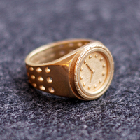 Small Watch Ring 3D Printing 68165