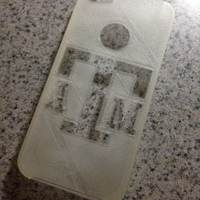 Small Texas A&M iphone 5 case 3D Printing 68592