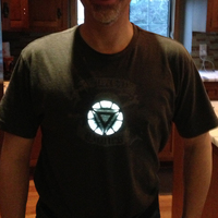 Small Easy Arc Reactor 3D Printing 68610