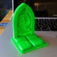 Small Misty Archway 3D Printing 69131