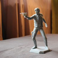 Small Han Solo 3D Printing 69319