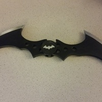 Small Batarang (Batman: Arkham Knight) 3D Printing 69689