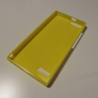 Small Case Huawei Ascend G6 LTE 4G Version 2 3D Printing 70036