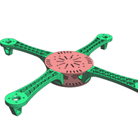 Small Lightweight Quad Copter 3D Printing 70332