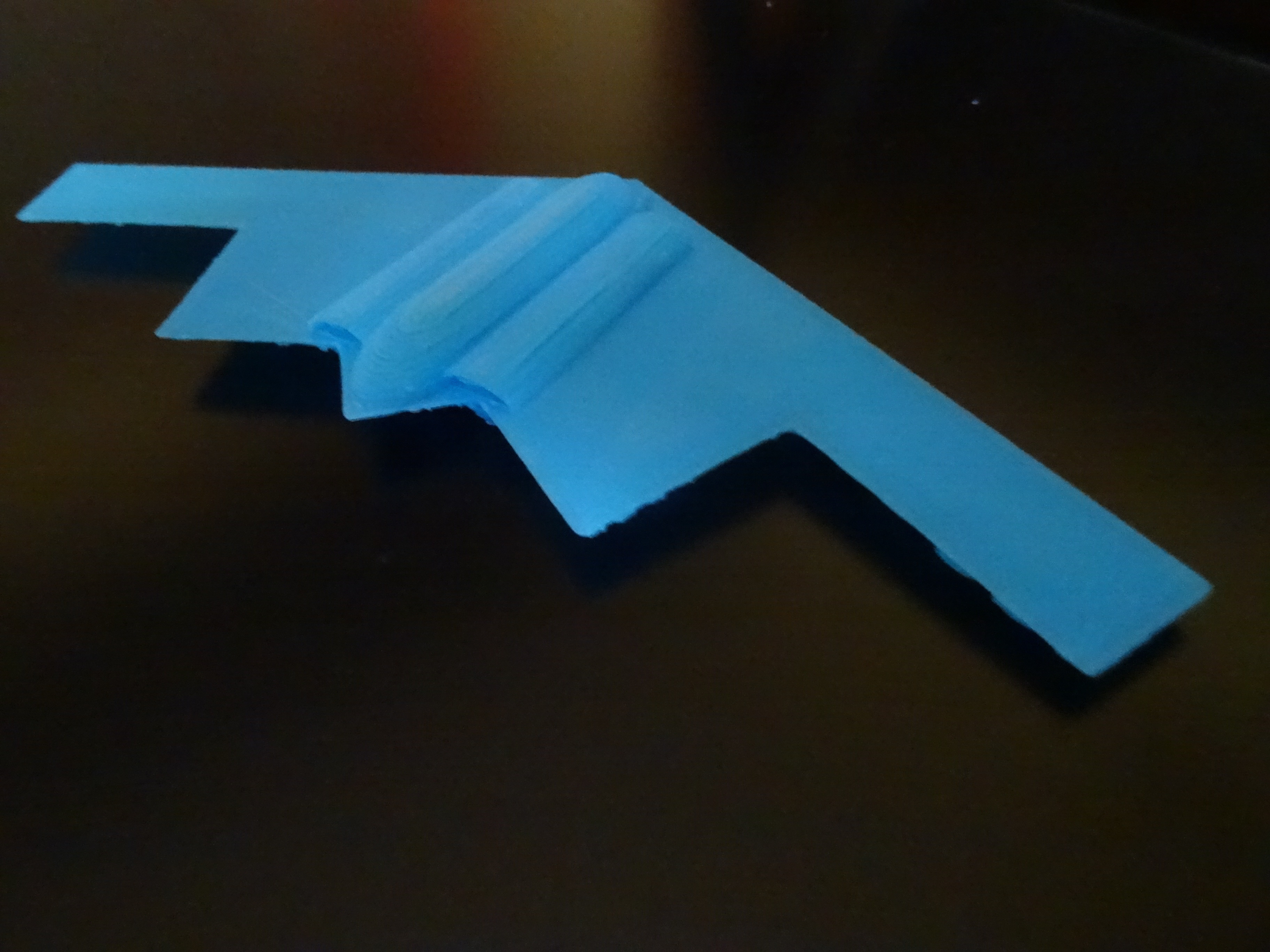 origami b-2 stealth bomber
