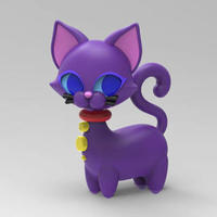 Small KITTY 3D Printing 70599
