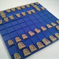 Small Shogi iconified 3D Printing 707