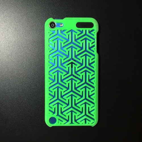 iPod Touch 5/6 case - FFWD 3D Print 71067