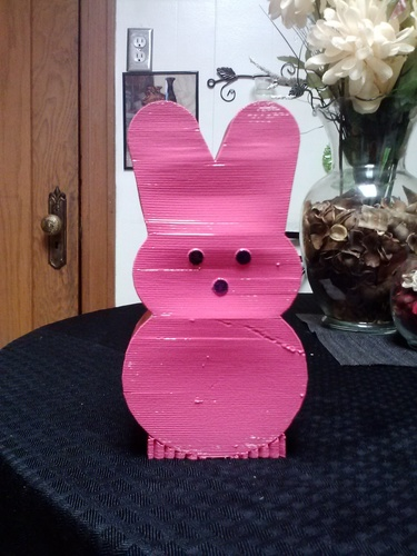 Peep Coin Bank 3D Print 71272
