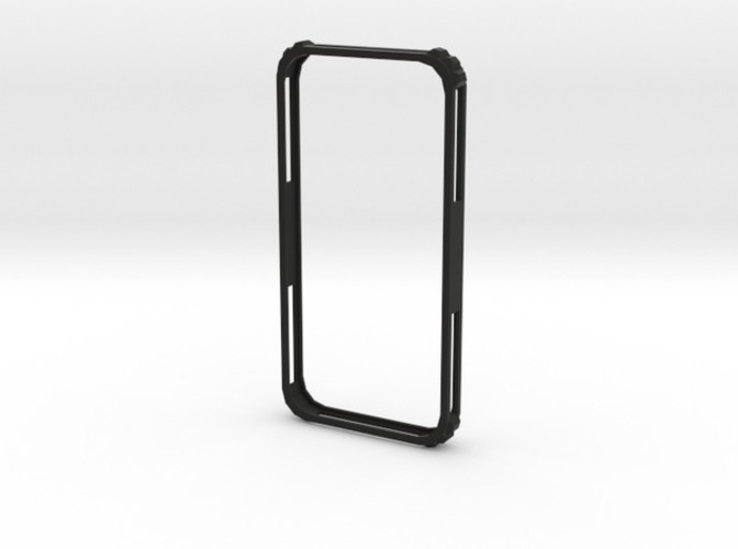 Bumper Buster Cover (iPhone 6) 3D Print 7143