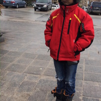 Small Little boy - After ski  3D Printing 71628