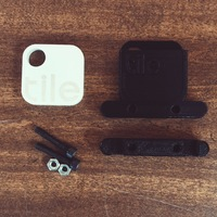 Small TileApp Seat Mount 3D Printing 71949