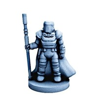 Small Dominion Arcanist Mark-V (18mm scale) 3D Printing 72145