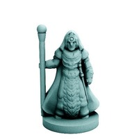 Small Starfall War Mage (18mm scale) 3D Printing 72206