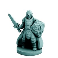 Small Silverleaf Champion (18mm scale) 3D Printing 72208