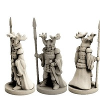 Small Warrior Jarl (18mm scale) 3D Printing 72256