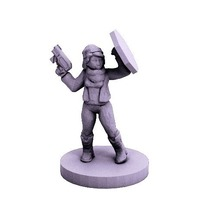 Small Apocalypster (18mm scale) 3D Printing 72257