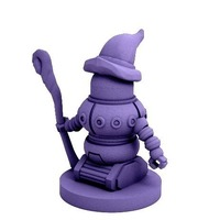 Small RoboWizard (18mm scale) 3D Printing 72279
