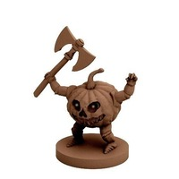 Small Pumpkin Warrior (18mm scale) 3D Printing 72283