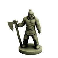 Small Berserker (18mm scale) 3D Printing 72284
