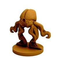 Small Psychovore (18mm scale) 3D Printing 72302