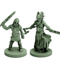 Small Draugr (18mm scale) 3D Printing 72313