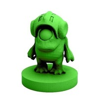 Small Gorb (18mm scale) 3D Printing 72329