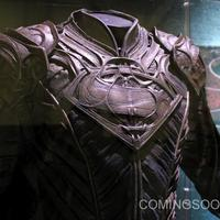 Small Man of Steel Jor El Chest Piece 3D Printing 72341