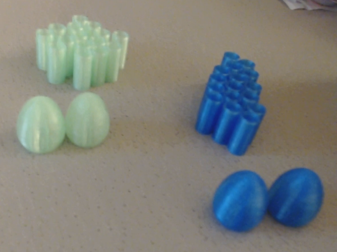 Easter Tree Decorations! 3D Print 72408