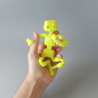 Small Gomeco - flexible doll 3D Printing 72469